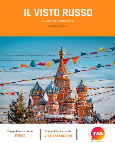 La guida gratuita del visto Russia elettronico