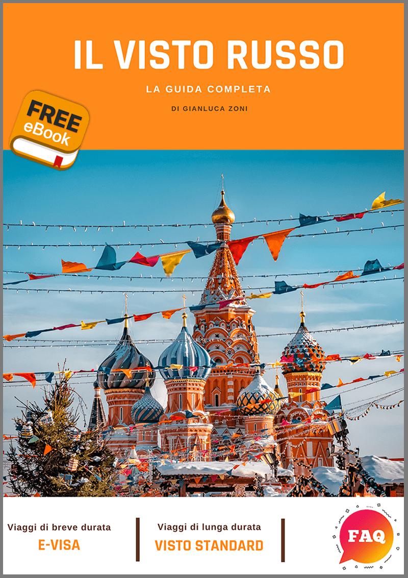 Guida gratuita per la richiesta di visto Russia